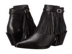 Sigerson Morrison Lena Black leather. No way I'm spending $495 on a pair of shoes, but so pretty!