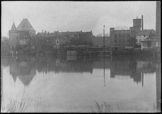 Obertor, Kerzenfabrik, Windmühlenturm, 1920