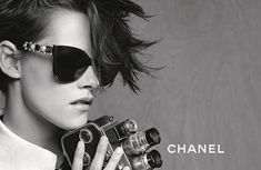 KRISTEN STEWART FOR CHANEL EYEWEAR – This might as well be the hottest news in eyewear land right now, because Chanel released the Spring/Summer 2015 eyewear campaign and everyone is in awe. No wonder why: the campaign photos are so perfect, it hurts. This is not the first time that Kristen Stewart stars in a Chanel ad campaign. However, it is the first time she is fronting the brand's eyewear campaign. Shot by Karl Lagerfeld himself, the black and white images tell an almost mysterious…