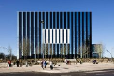 Hawkins\Brown — Corby Cube