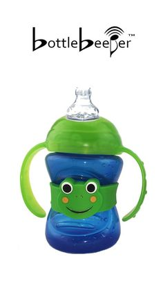 A great  way to find those lost baby bottles and sippy cups!