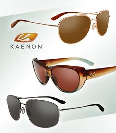 Be Traditional, Yet Modern, In Kaenon Sunnies