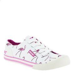 Rocket Dog Canvas Flamingo Long Legs Jazzin Sneaker - Rocket Dog