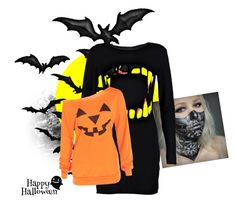 """Halloween"" by chelseaisawesome on Polyvore featuring Boohoo"