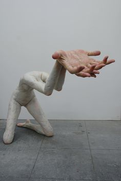Choi Xoo Ang is an emerging mixed media artist based out of Seoul, South Korea who creates figurative sculptures out of clay and resin that examines human rights, society's pathological state, and sex and gender politics among other themes.