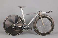 English Cycles Naked #TT #bicycle