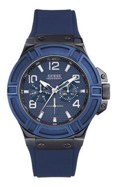 92507GPGSSU4 Relógio Masculino Esportivo Guess 10ATM | Guest Club