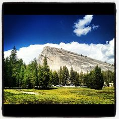 Lembert Dome in Tuolumne Meadows in Yosemite, CA    For more pics check out my gallery at http://instacanv.as/musicsumo