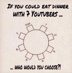 Who would you choose? I'd chose Leda Muir <3 PewDiePie and his gf so thats 3, SMOSH, now thats five, Destery Moore and his friend Nate :) Or Leda and Her bf.