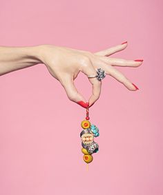 """The Piece Of Statement Jewelry That Says, """"Let's Drink!"""" #refinery29  http://www.refinery29.com/statement-cocktail-rings"""