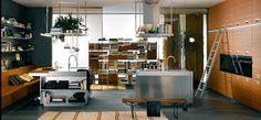 Muebles: La cocina de mañana será ergonómica e inteligente