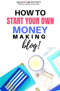 Resource for Make Money Mamas Earn Money Online, Make Money Blogging, Make Money From Home, Money Tips, How To Make Money, Online Jobs, Make Blog, How To Start A Blog, Online Marketing