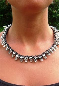 Skull Necklace