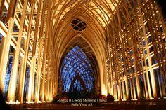 Cooper Memorial Chapel, Bella Vista, AR