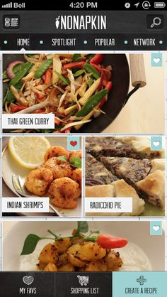 9 recipe apps you need to download if you love to cook recipes free step by step recipe app forumfinder Images