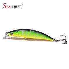 $0.99 (Buy here: https://alitems.com/g/1e8d114494ebda23ff8b16525dc3e8/?i=5&ulp=https%3A%2F%2Fwww.aliexpress.com%2Fitem%2FFashion-Cool-1pcs-Plastic-Fishing-Lures-Fishing-Bait-Minnow-Bass-Floating-Lure-Fishing-Tackle-Hooks-8CM%2F32430650533.html ) SEALURER 1pcs  8CM/8.2g Fishing Lures Pike Fishing Bait Minnow Bass Floating Perch Lure Fishing Tackle  for just $0.99