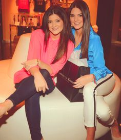 kendall and kylie | Tumblr