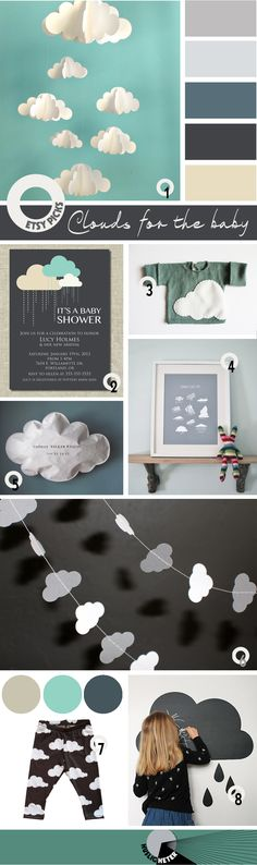 Etsy picks: Clouds