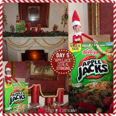Christmas is right around the corner and last year we started a new tradition in our home. It involves a mischievous little elf named AppleJack, also known as Elf On The Shelf. Last December I had …