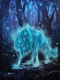 Art with the wolf as a theme and the belief that there is an inner spirit animal within all of us. Anime Wolf, Pet Anime, Anime Animals, Cute Animals, Fantasy Wolf, Fantasy Art, Wolf Wallpaper, Animal Wallpaper, Wolf Pictures