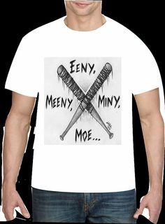Eeny MEENY Miny Moe T shirt,custom printed garments,ladies top,kids t shirts,HIP HOP,Raper by Tees4u16 on Etsy