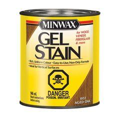 Minwax Gel Stain   Lowe's Canada