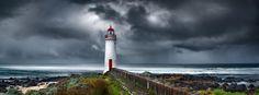 Port Fairy Lighthouse by Bruce Hood on 500px