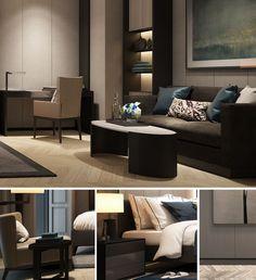 SCDA Hotel Development, Gurgaon, India- Superior Guestroom
