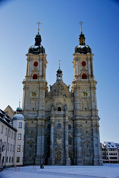 St. Gallen Cathedral, Switzerland