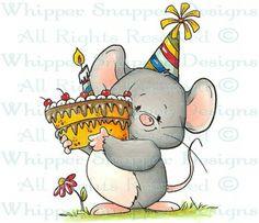 Bradstreet's Birthday - Birthday Images - Birthday - Rubber Stamps - Shop
