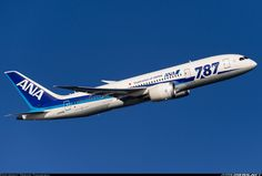 Boeing 787-8 Dreamliner - All Nippon Airways - ANA | Aviation Photo #2755982 | Airliners.net