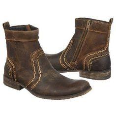 Amazon.com: Bed Stu Bedstu Pressure 48152803 Men's Distress Leather Boot Tan: Shoes