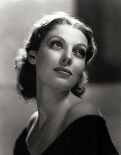 Loretta Young ~ Photographer Clarence Sinclair Bull