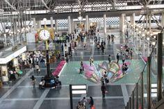 097/365 Time square at Osaka train station