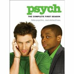 Psych: The Complete First Season (owned)