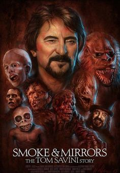 """Special makeup effects artist Tom Savini was one of the early """"rock stars"""" of horror make-up alongside notable names such as Dick Smith, Rick Baker, Rob Bottin, and Stan Winston. Savini connected with horror fans in the 80s not only because of his spectacular gore effects in films like  Friday the 13th, Creepshow, The Burning, Maniac, The Prowler, and Dawn of the Dead, but because of his larger-than-life personality which was reflected in Fangoria magazine interviews and his (usually bit ..."""