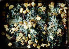 Creamy Kale and Celeriac