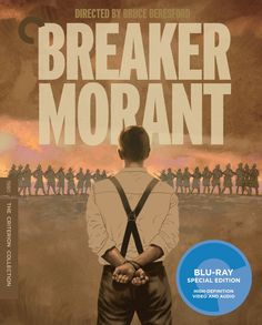 Breaker Morant - Blu-Ray (Criterion Region A) Release Date: Available Now (Amazon U.S.)