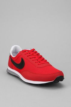 Nike Elite Sneaker. Looking for a clean red sneaker?  Look no more!
