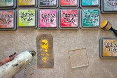 More Distress Oxide Ink Techniques with Heather Tracy for The Graphics Fairy! These are great for Mixed Media Projects, Collage, Card Making and more! Distress Ink Techniques, Embossing Techniques, Tim Holtz Stamps, Distress Oxide Ink, Graphics Fairy, Wow Products, Mixed Media, Card Making, Arts And Crafts