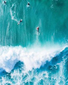 Bondi Beach From Above: Fascinating Drone Photography by Arnold Longequeue #inspiration #photography