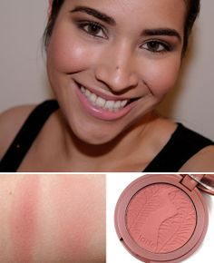 WANT IT :: Tarte Amazonian Clay Blush in Exposed :: Since MAC's Prim & Proper blush was LE, I think this is a next best color...it can be built up (not as much as Prim & Proper), but still a nice light shade...