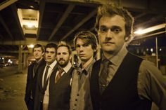 The Punch Brothers....