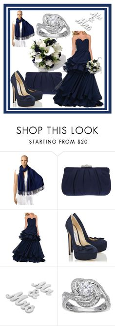"""""""selection no244"""" by lunashawls ❤ liked on Polyvore featuring Nina"""