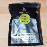 FEEMIC Lavalier Microphone Review