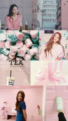 Jennie blackpick Lisa Blackpink Wallpaper, Mood Wallpaper, Aesthetic Pastel Wallpaper, Aesthetic Lockscreens, Jennie Kim Blackpink, Kpop Drawings, Blackpink Photos, Blackpink Fashion, Kpop Fanart