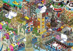 Pixelart Stad 2: New Pixel City - Pagina 3