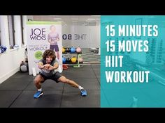 15 minute HIIT workout - The Running Bug