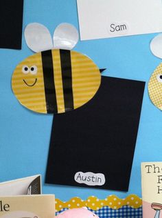 Bees classroom-ideas