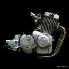 No 79: CLASSIC LAVERDA JOTA RGS 1000 ENGINE (1982) | Flickr - Photo Sharing!